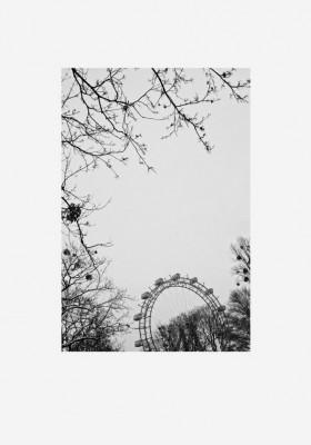 Vienna – Prater, Fotoserie von Bastian Wegner
