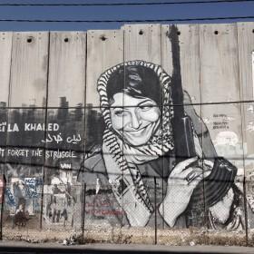 Bethlehem Jerusalem Mauer