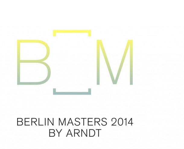 Berlin Masters 2014 Logo
