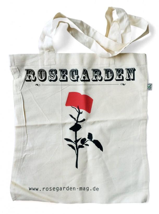 Rosegarden Jutebeutel