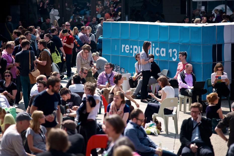 re:publica – Das Festival; CC BY-SA 2.0 by Gregor Fischer; https://flic.kr/p/ehoDS8