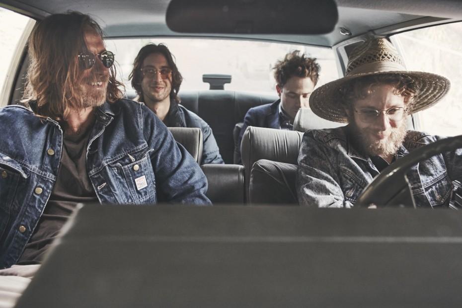Gebleichter Pumuckl mit Hut: Dawes Drummer Goldsmith. (Foto: Dan Martensen)
