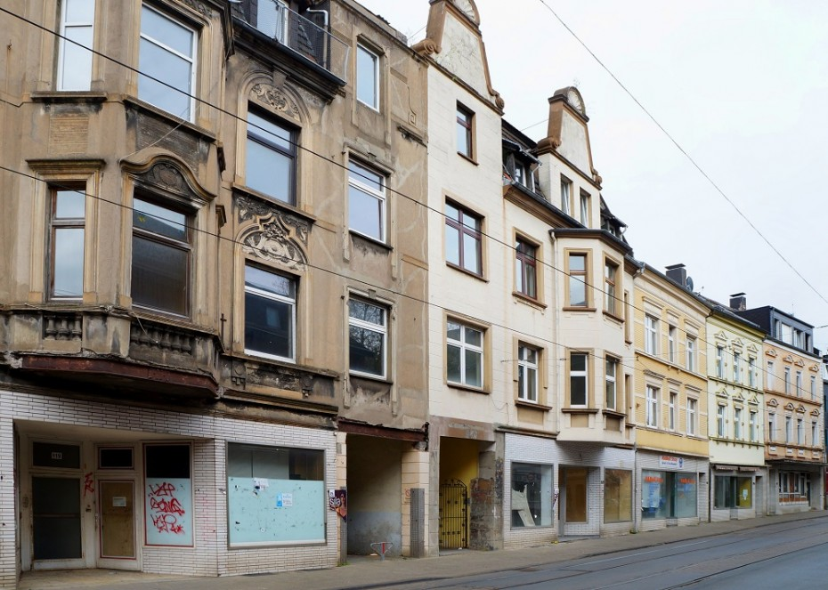 Leerstand in Bochum, © Daniel Fuhrhop