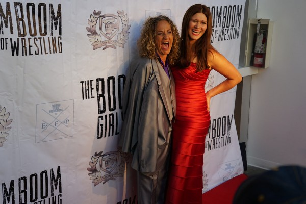 Red-Carpet-Premiere-of-The-Boom-Boom-Girls-Of-Restling