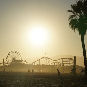 Santa Monica, Foto: Anke Wiedenroth