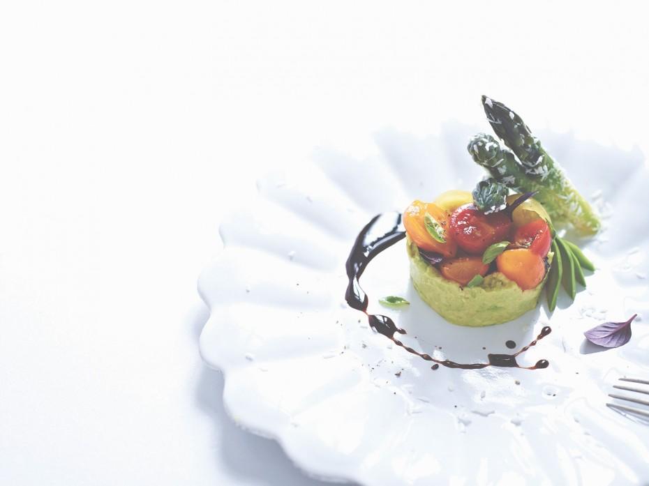 Kokos-Spargel-Avocado