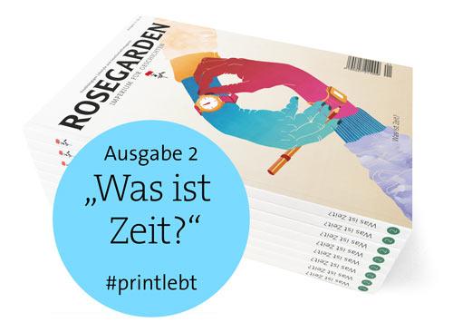 Magazin - Was ist Zeit?