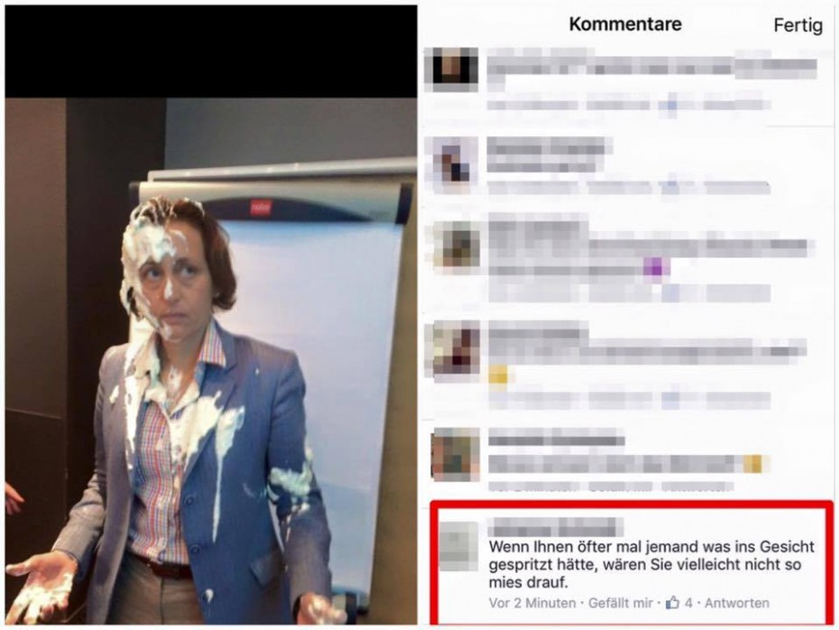 Screenshot via Rhetorische Perlen von AfD- und NPD-Anhängern: https://www.facebook.com/afdnpd/photos/a.1503730059842798.1073741827.1503548603194277/1702066003342535/?type=3&theater