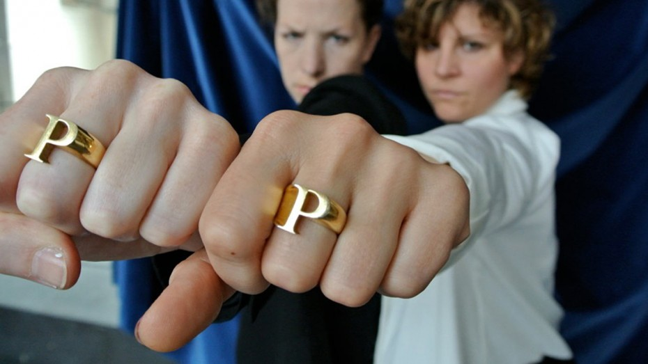 "Ring ""PP"", Foto: The Lettering"