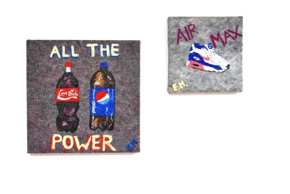 Coke Nike