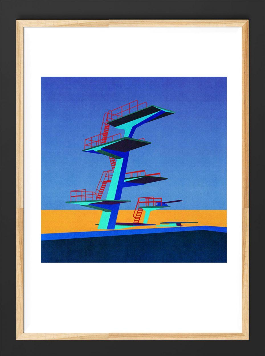 divingtower - Stefanie f. Scholz
