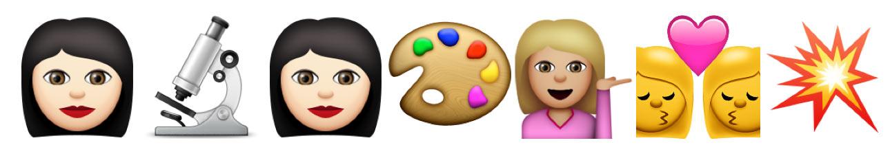 emoji - ebbe und blut 1