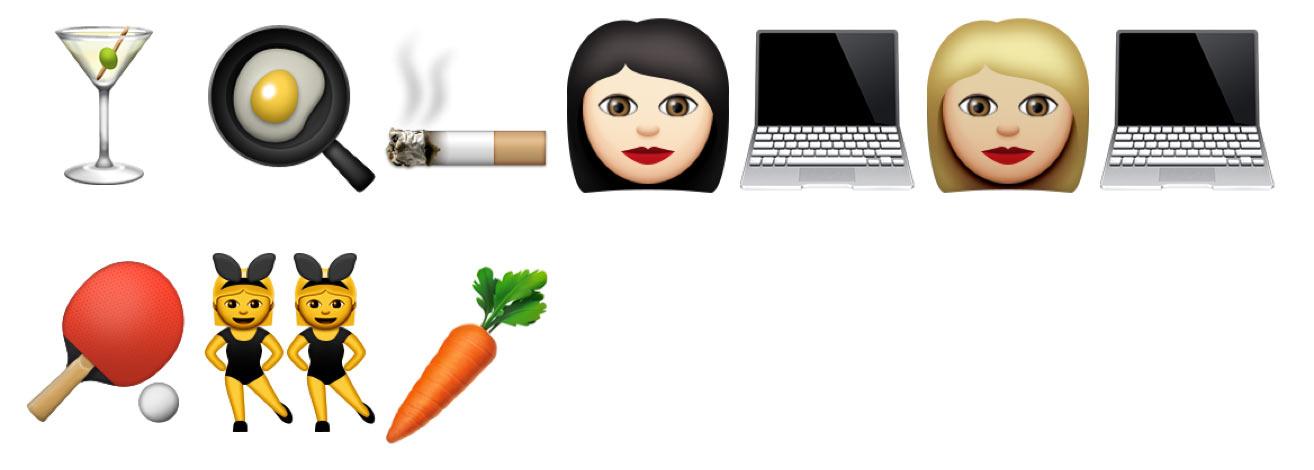 emoji - ebbe und blut 3