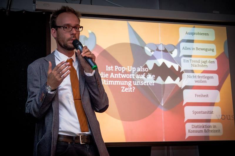 Foto: Social Media Week Berlin